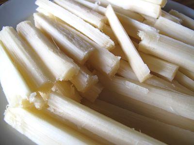 sugarcane chewing sticks