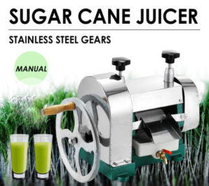 stainless steel sugarcane mechanical juices for sale